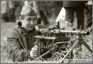 Немецкий пулемет