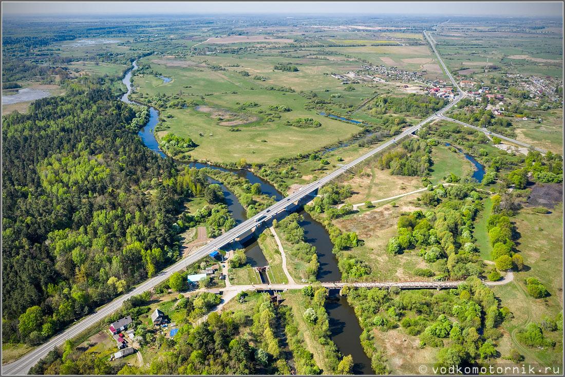Мосты и шлюз N1