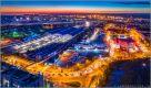 Калининград, привокзальная площадь вид сверху
