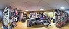 Виртуальный тур 360° торгового зала магазина мотозапчастей Motostars