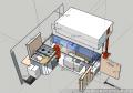 Спальник Соболь 4х4 размеры
