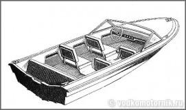 Дракон - моторная лодка